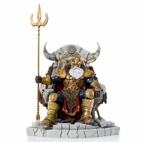 Iron Studios Marvel Comics Series 6 - Odin Deluxe Art Scale 1/10 Statue