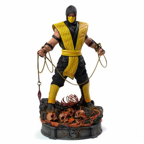Iron Studios Mortal Kombat - Scorpion Art Scale 1/10 Statue (MORTAL42721-10)
