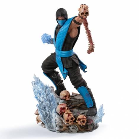 Iron Studios Mortal Kombat - Sub-Zero Art Scale 1/10 Statue (MORTAL42821-10)