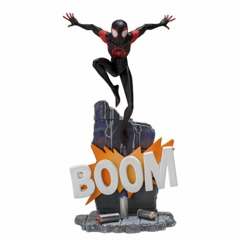 Iron Studios Spider-Man: Into The Spider-Verse - Miles Morales BDS Art Scale 1/10 Statue