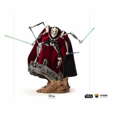 Iron Studios Star Wars - General Grievous Deluxe BDS Art Scale 1/10 Statue (LUCSWR43221-10)