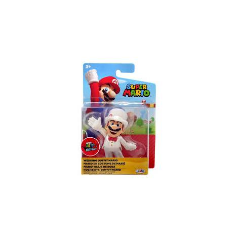 Jakks -Wedding Outfit Mario Figure (40112)