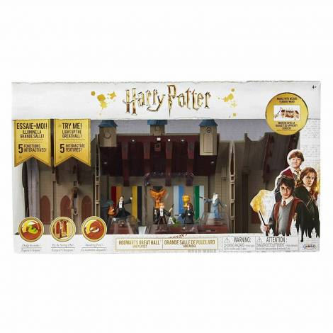 Jakks Hogwarts Great Hall