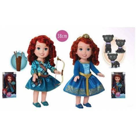 Jakks Κούκλες Μέριντα-Brave 38cm Assort. (JPA75301)