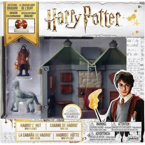 Jakks Pacific Η Καλύβα του Χαγκριντ (Harry Potter) (86067)