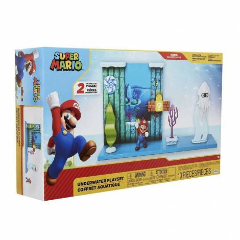Jakks Pacific Mario Bros - Underwater 2 (40018)