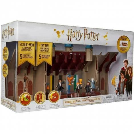 Jakks Pacific Μεγάλη Αίθουσα του Hogwarts (Harry Potter) (50024)