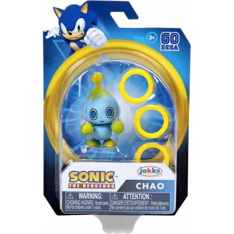 Jakks Sonic The Hedgehog - Φιγούρα 6,5 cm Chao σειρά 1 (40373)