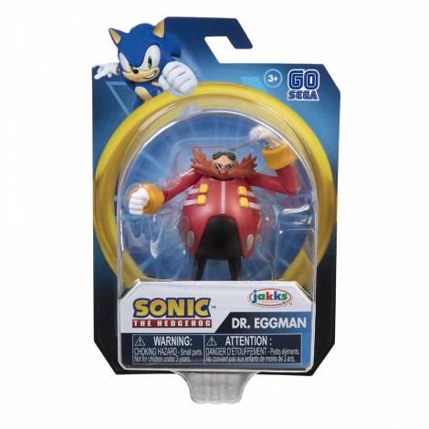Jakks Sonic The Hedgehog - Φιγούρα 6,5 cm Dr. Eggman σειρά 2 (40381)