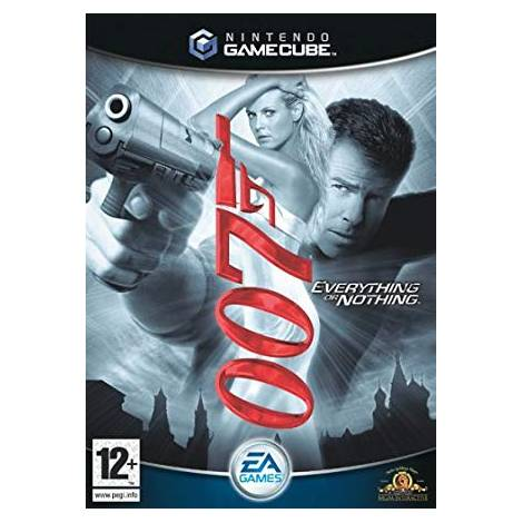 James Bond 007 : Everything Or Nothing (GAMECUBE)