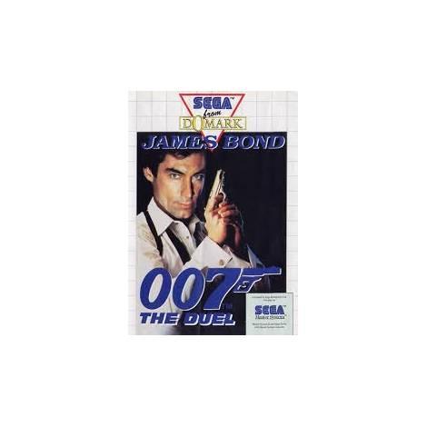 James Bond 007 : The Duel (SEGA MASTER SYSTEM)