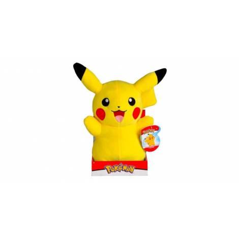 Jazwares : Pokemon Pikachu Λούτρινο 30εκ. (JW095257)