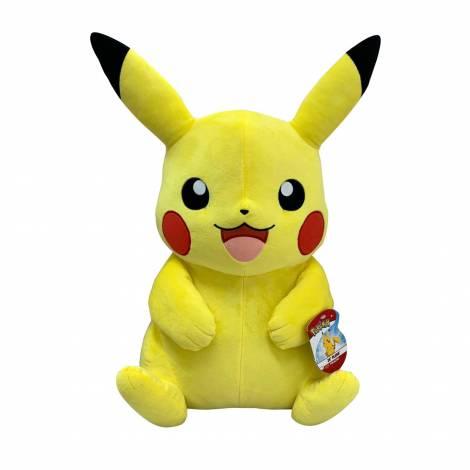 Jazwares : Pokemon Jumbo Pikachu Λούτρινο  60εκ. (JW000076)