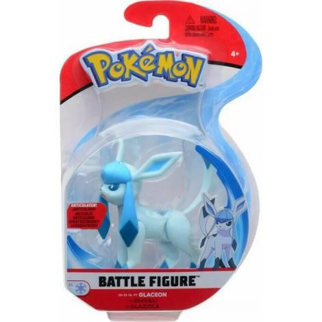 Jazwares Pokemon Battle Figure Glaceon