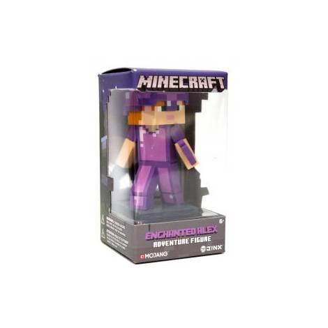 Jinx Minecraft 10cm Enchanted Alex Vynil Adventure Figure