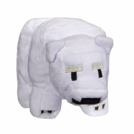 Jinx Minecraft Baby Polar Bear 17,8 cm Plush