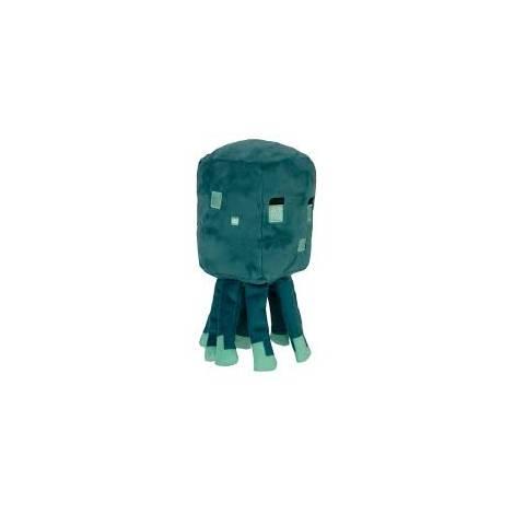 Jinx Minecraft Glow Squid Plush 16cm