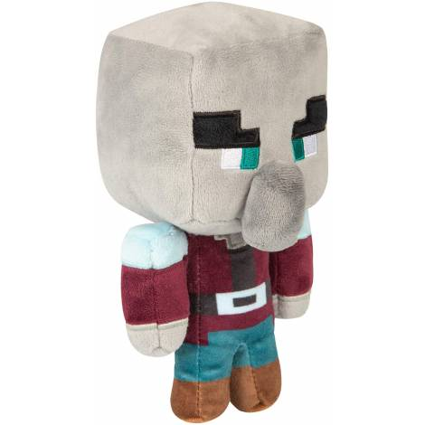 Jinx Minecraft HE Pillager Plush (18cm)