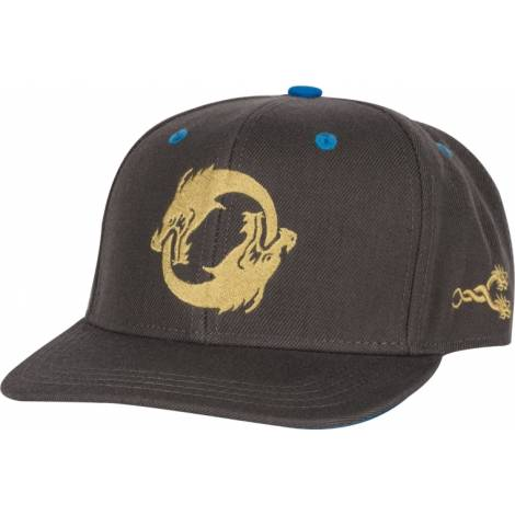 Jinx Overwatch Dragonstrike Snap Back Hat (7835)