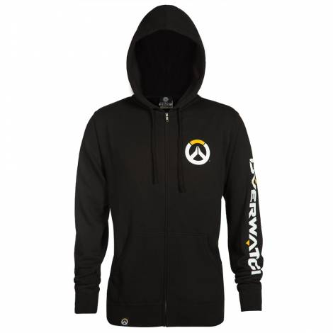 Jinx Overwatch Zip-Up Hoodie