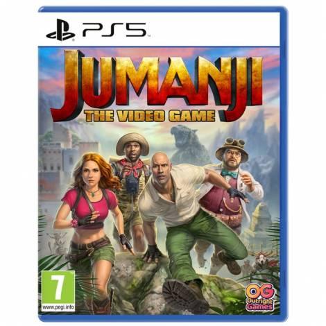 Jumanji: The Video Game (PS5)