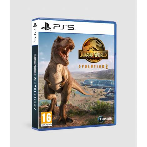 Jurassic World: Evolution 2 (& pre-order Bonus) (PS5)