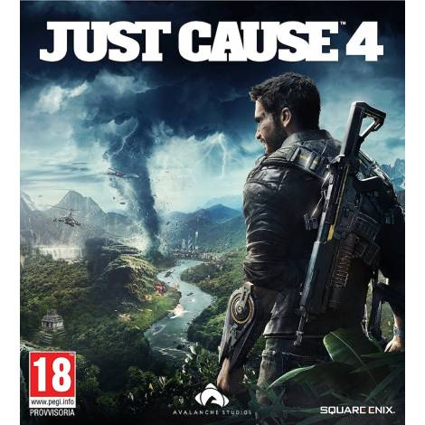 Just Cause 4 (PC) (Cd Key Only κωδικός μόνο)