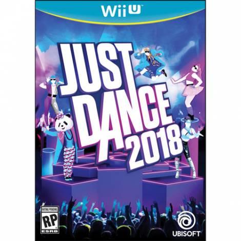 Just Dance 2018 (Wii U)