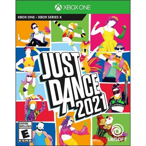 Just Dance 2021 (XBOX ONE, XBOX SERIES X)