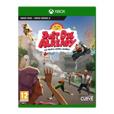 Just Die Already (Xbox One/Xbox Series X)