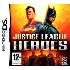 Justice League Heroes (NINTENDO DS)