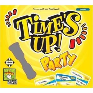 Επιτραπέζιο Καισσα - Time's Up! Party