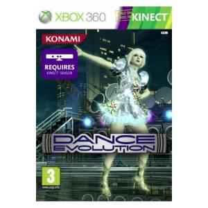 Kinect: Dance Evolution (XBOX 360) Kinect Only