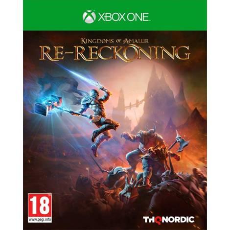 Kingdom of Amalur: Re-Reckoning (XBOX ONE)