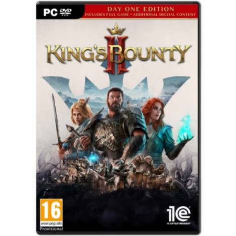 King's Bounty II Day One Edition (PC)