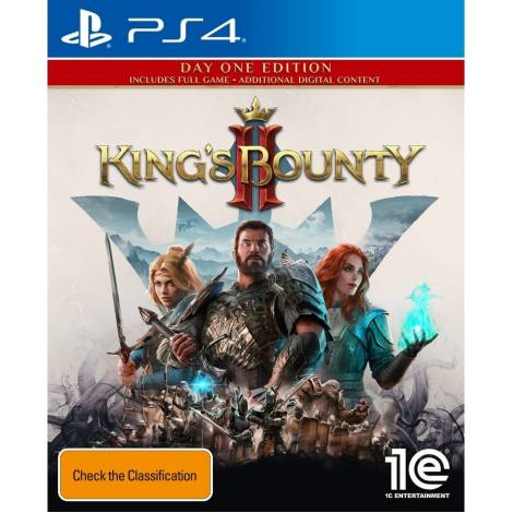 King's Bounty II Day One Edition (PS4)