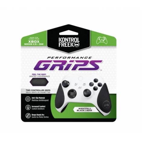 Kontrolfreek: Performance Grips - Nightfall Black (Xbox One/Series X|S)