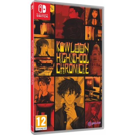 Kowloon High-School Chronicle (Nintendo Switch)