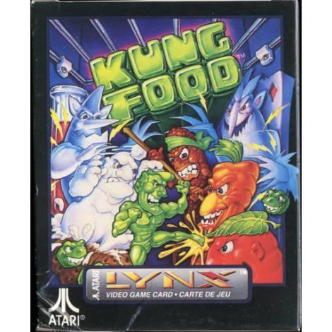 Kung Food (ATARI)