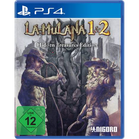 LA-MULANA 1 & 2 - Hidden Treasures Edition (Ps4)