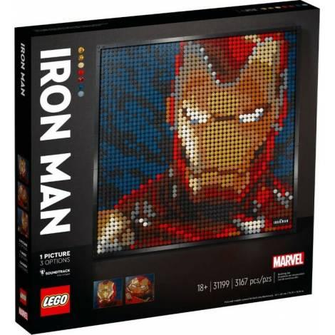 Lego Art Iron-Man (31199)