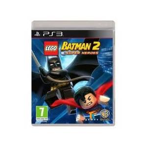 Lego Batman 2 : DC Superheroes & Lego Batman The Movie (Blu-Ray) (PS3)