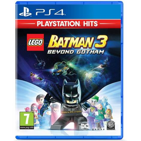 Lego Batman 3: Beyond Gotham Hits (PS4)
