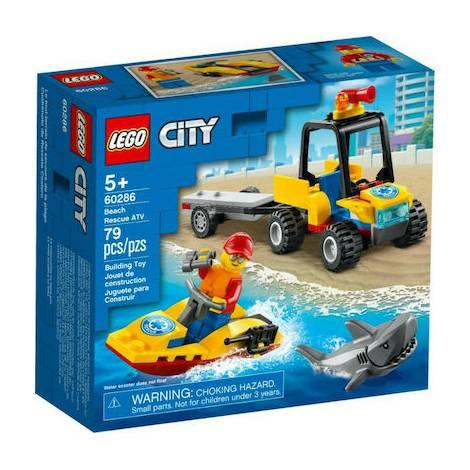 Lego City : Beach Rescue (60286)