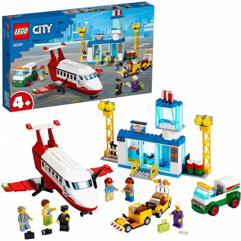 LEGO® City: Central Airport (60261)