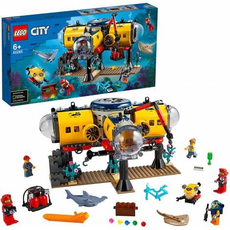 LEGO® City: Ocean Exploration Base (60265)