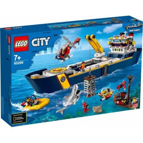 Lego City: Ocean Exploration Ship 60266