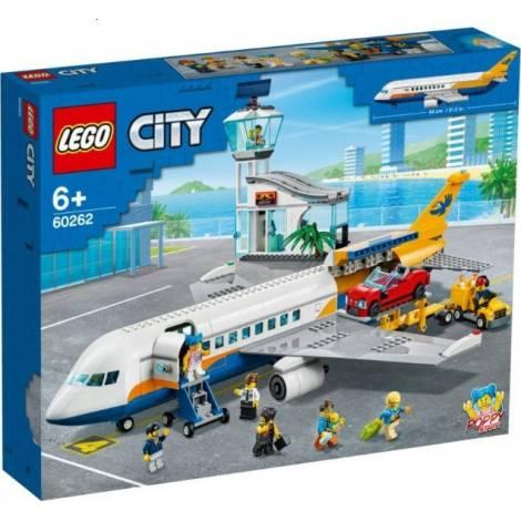 Lego City: Passenger Airplane 60262