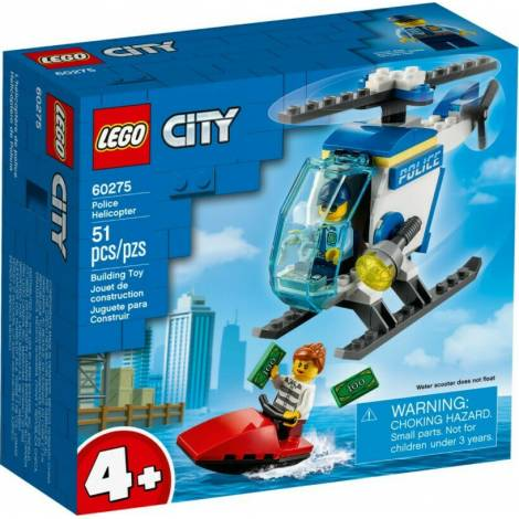 LEGO City Police: Police Helicopter (60275)