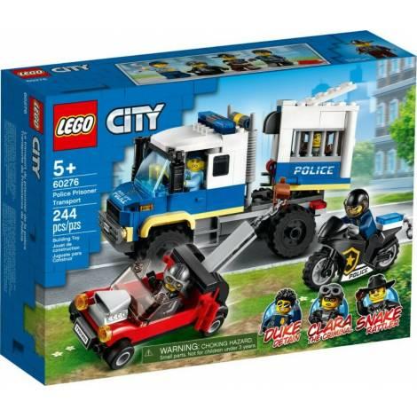 LEGO City Police: Police Prisoner Transport (60276)